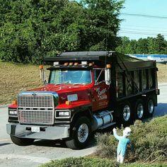 Semitrckn Big Rig Trucks, Big Ford Trucks, Heavy Duty Trucks, Mack Trucks, Dump Trucks, Diesel Trucks, Cool Trucks, Sterling Trucks, Trailers