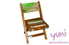 Outstanding #Chair Bali Furniture From #Recycled #Boat #Wood #yunibali #balifurniture