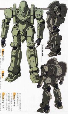 ロボアニメでロボットを別の名称で呼ぶのって超大事:ろぼ速VIP