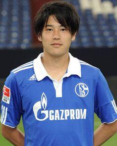 Atsuto Uchida of Japan's National Soccer Team