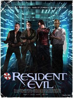 Resident Evil New Movie Do you think the acting was good?
