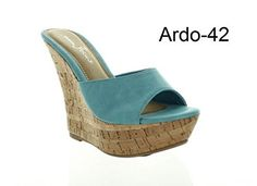 Fashion Focus Ardo-42 Women's Popular Wedge Sandal -- Read more reviews of the product by visiting the link on the image.
