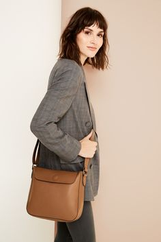 There's a style for everyone, so shop online or in store at Bentley to find the one Satchel Handbags, Fashion Lookbook, Autumn Fashion, Shopping, Style, Fall, La Mode, Fall Fashion