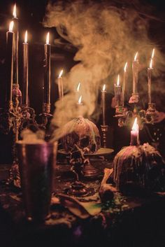 """""""Welcome to my page and my favourite pictures of all things witchy! Dark Fantasy, Magick, Witchcraft, Wiccan Spells, Magic Spells, Fall Inspiration, The Wicked The Divine, Flame Art, Arte Obscura"""