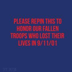 Always. Never forgotten.