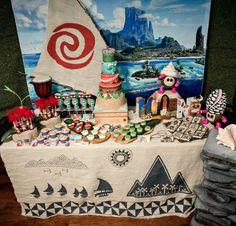 Moana Birthday Party Ideas   Photo 1 of 22