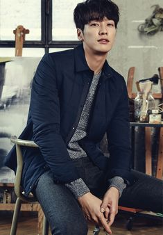 Kim Young Kwang.....looks a lot like Lee Min ho :-)