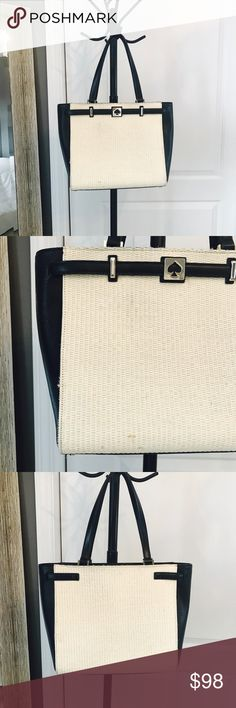 Kate Spade Purse Fully authentic. Minor signs of wear. In great condition kate spade Bags Totes