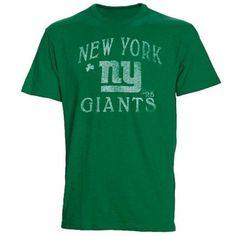 47 Brand New York Giants St. Patrick s Day Scrum Premium T-Shirt -. Nfl ... e4bd4d8b1e59e