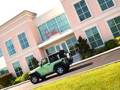 Dream of Working at the Pink Palace? See the Lilly Recruiting Team's job-seeking tips