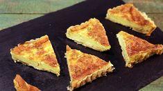 Caramelized Onion and Gruyere Tart Recipe | The Chew - ABC.com