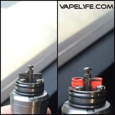 454 with dual vertical fused claptons #vape #vapor #vapel1fe #vapeporn…