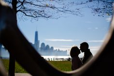 Frank Sinatra Park engagement