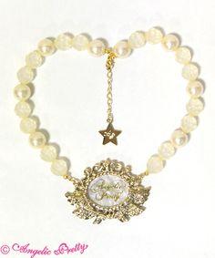 Celestial Frame Necklace