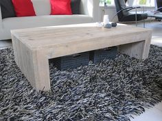 Salontafel 160x80x46 (LxBxH) | Te koop by w00tdesign, via Flickr