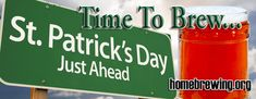 Time to Brew Irish Beers – St Patrick's Day Recipe Kits on Sale at AIH – from $23.23 #homebrew