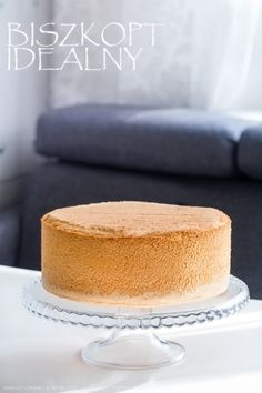 No Cook Desserts, Just Desserts, Polish Recipes, Vanilla Cake, Sweet Tooth, Food And Drink, Cooking Recipes, Tasty, Sweets