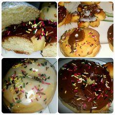 Blogul lui Catalina: Gogosi la cuptor- Donuts