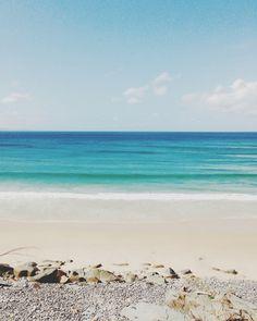 Noosa Beach.