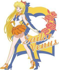 Sailor Venus by SM Crystal III