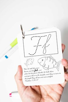 Cursive Homeschooling Traceable Alphabet Cards In Printable With Bible Verses