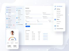 Protect advertisers from paying for fraudulent clicks by Surja Sen Das Raj for Ofspace on Dribbble Web Design, Website Design Layout, Web Layout, Form Design, Dashboard App, Dashboard Design, Interface Design, User Interface, Card Ui