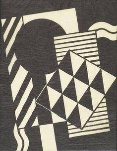 Vormcontrast: Tegenstelling tussen vormen, bijvoorbeeld hoekig tegenover rond, of geometrisch tegenover organisch.