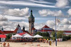 Sopot lighthouse, Poland III