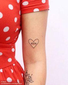 Feeling the Mum love today Map Tattoos, Body Art Tattoos, Travel Tattoos, Coordinates Tattoo, Skyline Tattoo, Compass Rose Tattoo, Florida Woman, Make Up Braut, Little Tattoos