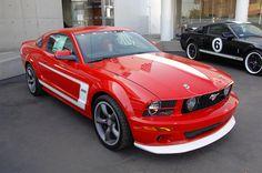 2008 Saleen Gurney Signature Edition Mustang