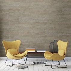Dalle PVC adhésive natural oak GROSFILLEX Gx wall L.91.4 x l.15.24 cm x Ep.4 mm   Leroy Merlin