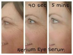 Nerium's NEW Eye Serum. Gives instant and long term results!  Become a preferred customer in April and you'll be grandfathered into our Loyalty program with FREE shipping and 10% discount. www.dawnsommers.nerium.com
