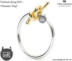 Trollbeads Spring 2015 Remember Ring