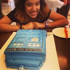 Dr. Who cake! Should I make it?