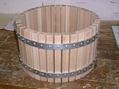Really fantastic set of instructions and plans for building a apple cider press -- free!                                                                                                                                                     More