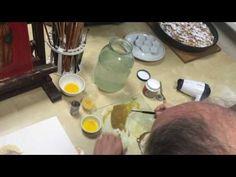 Painting Videos, Diy And Crafts, Catholic Art, Painting Art