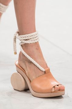 """The Spring '16 Runway Shows That Had Us Like """"OMG, Shoes"""": There are some runway collections so magical, we zoom in on every little detail —taking in the looks one by one, from top to bottom."""