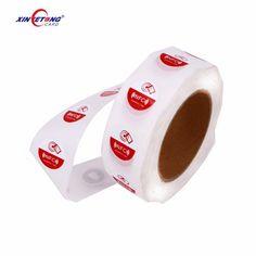Customized Size Cheap NTAG 215 (504bytes) PVC NFC Smart Rfid Tag/ Passive NFC Tag/NFC Sticker Tag