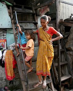 Dharavi Slum, Mumbai Dark side of India