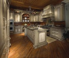 Kitchen Gallery – Habersham Home | Lifestyle Custom Furniture & Cabinetry