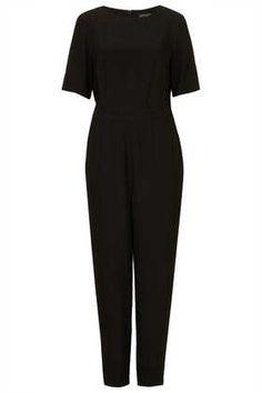 £60 Matte Satin T-Shirt Jumpsuit