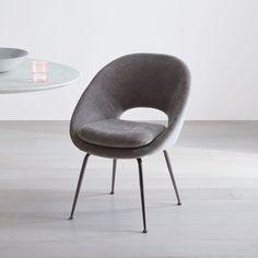 Orb Velvet Dining Chair