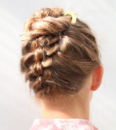 Knot your Average French braid tutorial #hair #hthg