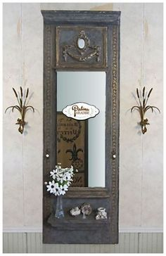 s 30 jaw dropping furniture flips you have to see to believe, painted furniture, 10 Mirror Gets Some Elegant Framing Furniture Projects, Furniture Makeover, Home Projects, Diy Furniture, Furniture Movers, Furniture Outlet, Repurposed Furniture, Trumeau Mirror, Diy Mirror