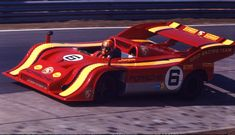 Georg Loos - Porsche 917/10 Turbo - GELO-Racing-Team - VII Internationales ADAC Nürburgring 300 km Rennen - Interserie Nürburgring - 1973 Interserie, round 1