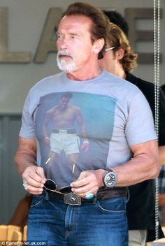 arnold Ready to rumble