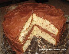 Yellow Cake, Easy Homemade Cake Recipes So easy can't wait to taste will never buy boxed again