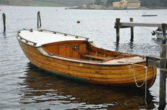 """Første trebåt-treff avholdt. - 5 båter deltok på første treff. Turen gikk i Hankøsundet og endte opp på """"Seilerkroa""""."""