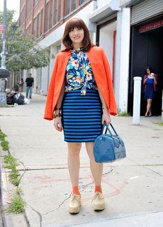Fashion Week Street Style Photo 1#214#214