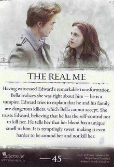 #TwilightSaga #Twilight - The Real Me #45